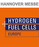 Hydrogen + Fuel Cells EUROPE HANNOVER MESSE 16. - 16. April 2021 Hall 27, Stand C66