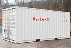 Hy-Lok Container-Lager